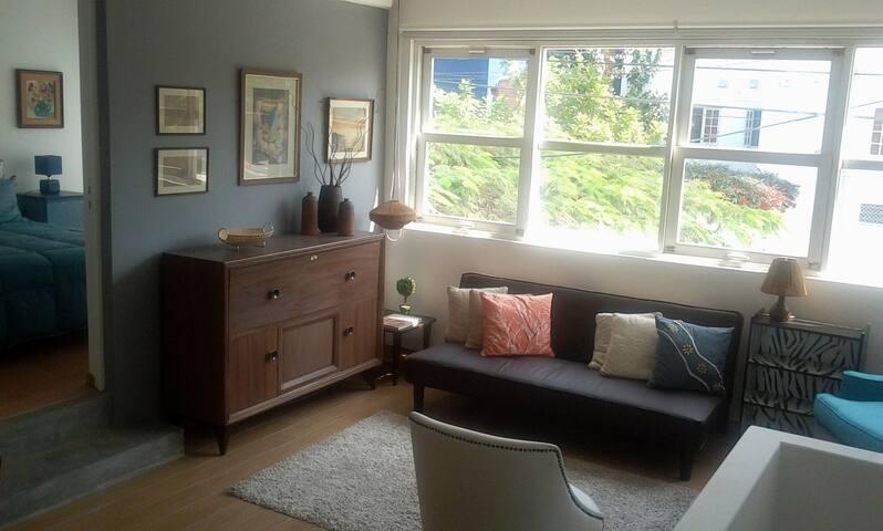 Nice vintage style apartment