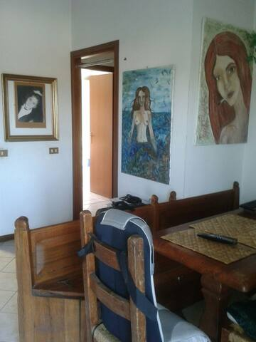 Casa vacanze affittasi Lago di Vico - Capranica - アパート