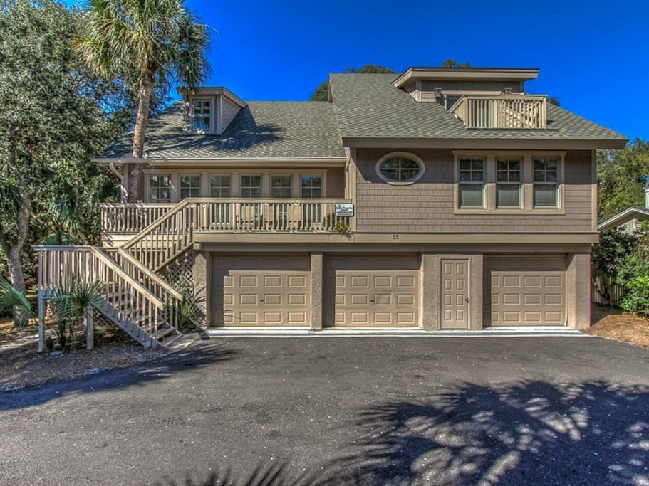 58 Dune Lane  Beautiful Forest Beach Home Close to the Beach