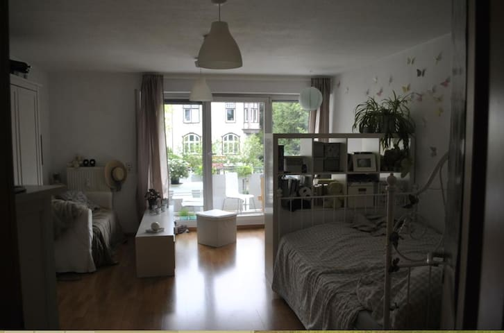 Cozy Studio near City Center - Freiburg - Lejlighed