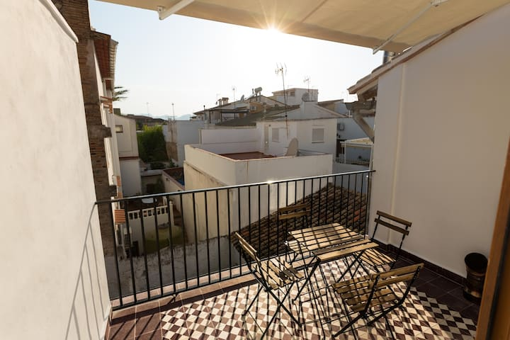 Ático con terraza (centro Denia)