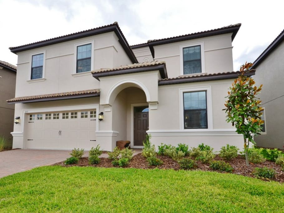 Big house rental near disney houses for rent in for Big houses in florida