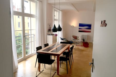 The Good Life Atelier - Berlin - Loft