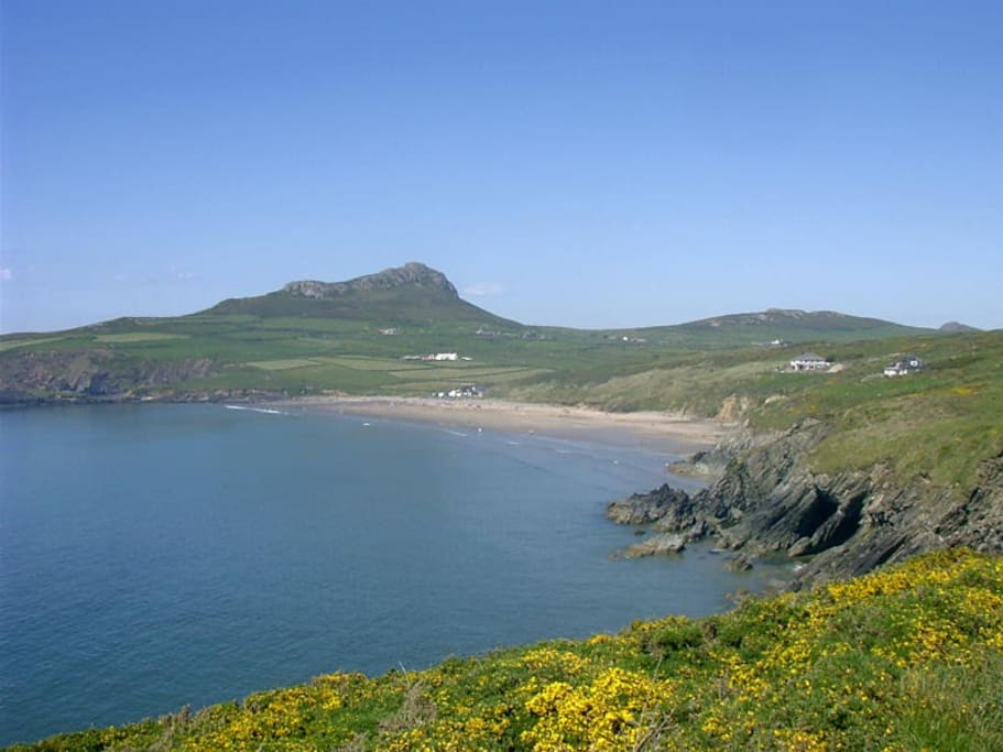 Whitesands Bay, St. Davids
