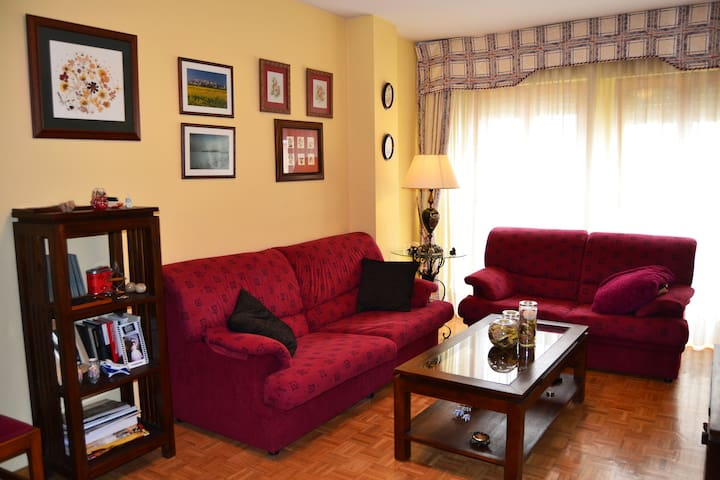 Piso ideal para visitar Jaca - Jaca - Appartement