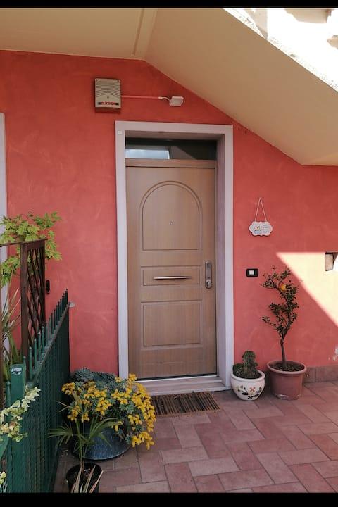 La Casetta, appartamento nel verde a Sommacampagna