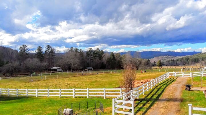2BR Cottage on Pristine Horse Farm! 6mi toDamascus