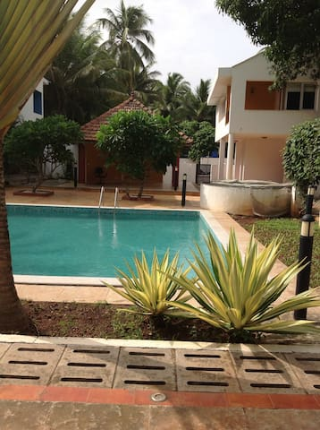 Cozy 3 bedroom villa in goa - Candolim