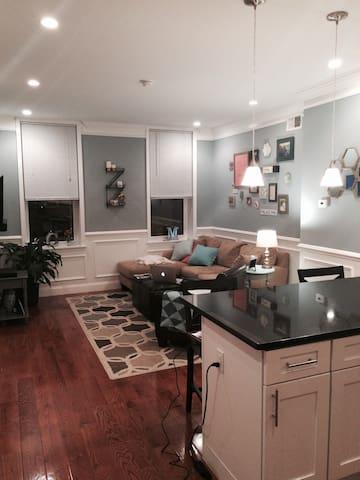 Beautiful apartment in Pennsport - Philadelphia - Apartment