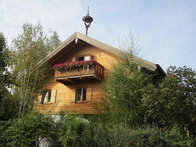 Einzelzimmer nähe München im Grünen