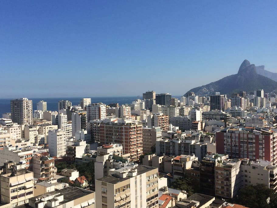 Vista panorâmica/Panoramic View