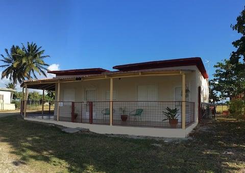 Casa Thais, habitación amplia, cómoda y privada!!!