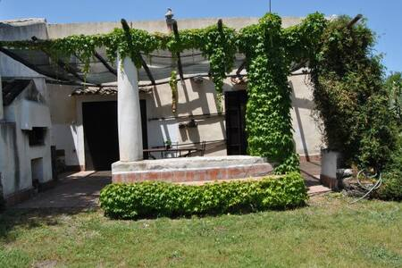 House with garden and private pool - Santa Maria di Licodia