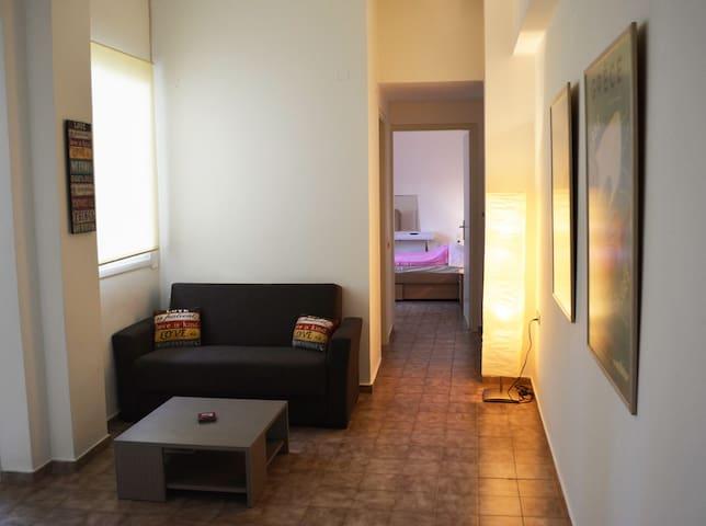 Cozy apartment near city centre! - Iraklio - Daire