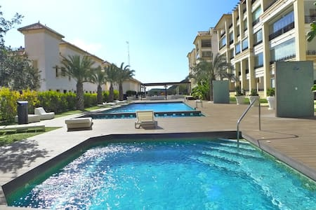 Luxury 2 beds apartment with Spa - Guardamar del Segura