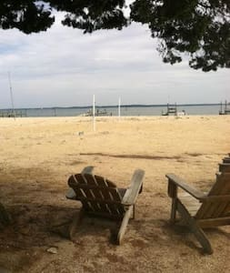 Chesapeake Bay Vistas, waterfront - Deltaville - 一軒家