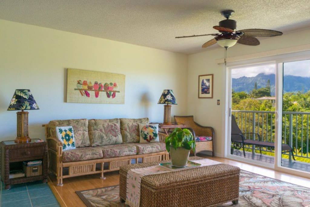 Another view of spacious family room