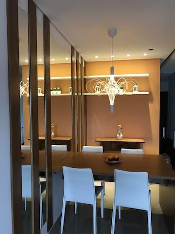 Sala de Jantar - Dinning Area