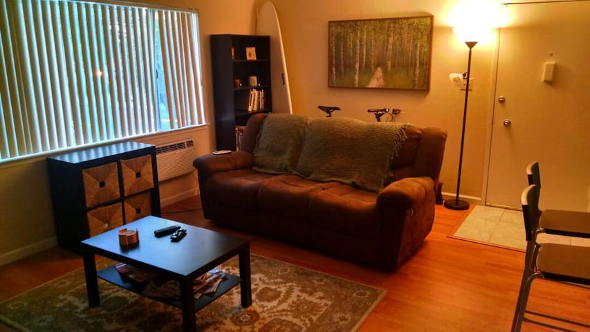 Nice 1bd 1ba apartment in Campbell - Campbell - Apartment