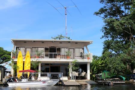 Tortuguero Adventures GuestHouse El Tucan - Tortuguero - Apartamento