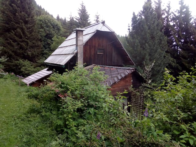 Hexenhütte Stolzalpe