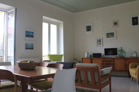 3 room flat, 150m from the sea  - Menton