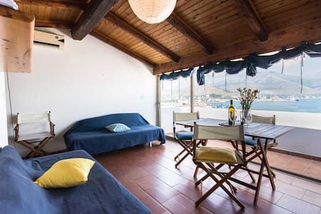 Seaview Loft - Fishermen's Village - Gaeta - Apartment