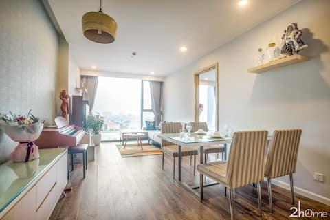 Artemis Apartment - Top view & Fresh air 1BR Apt