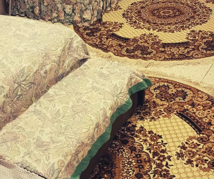 The Carpet Room