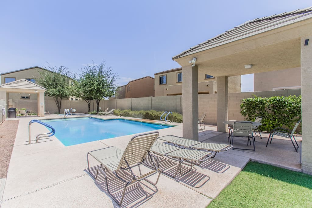 Sunsational vacation retreat houses for rent in mesa arizona united states - Large summer houses energizing retreat ...