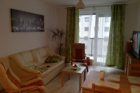 Apartament Wrocław - วรอตซวาฟ - อพาร์ทเมนท์