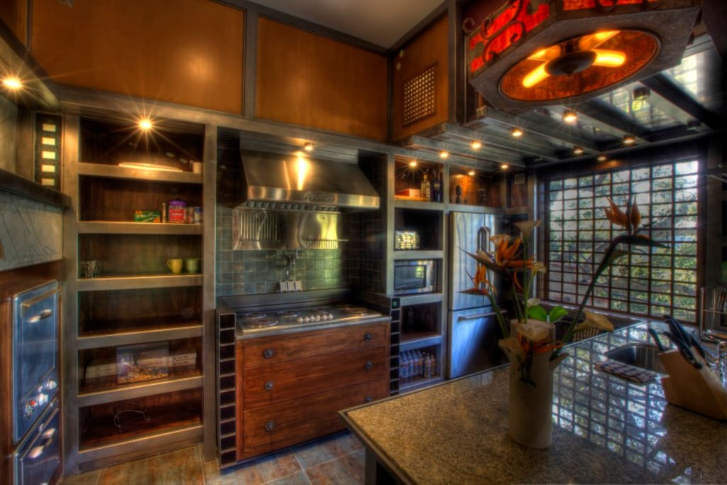 custom designer kitchen