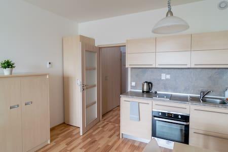 New Apartment, 1-4 ppl, 45m² - Prága