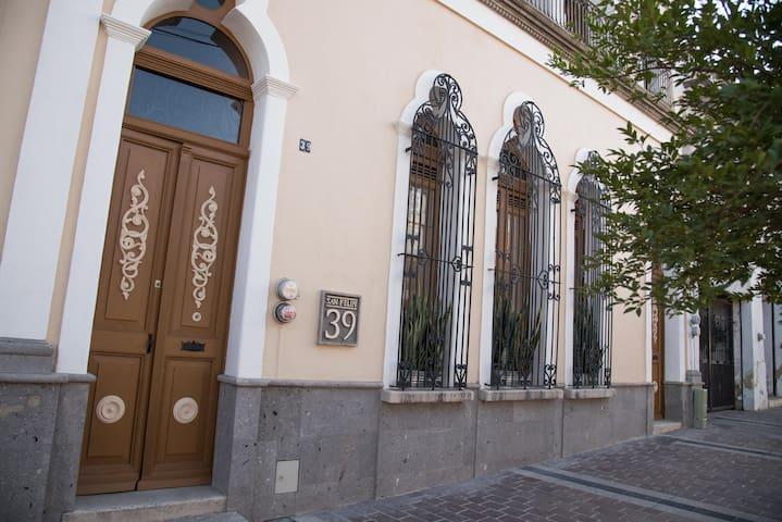 Casa San Felipe