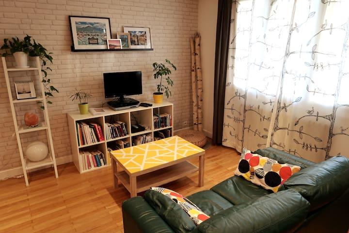Appartement de charme + Parking gratuit