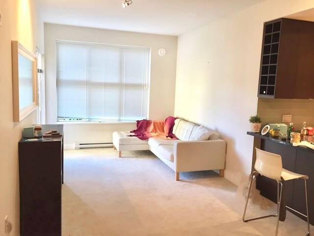 UBC - 1 BDRM Apartment  - WALK TO YOUR CONFERENCE