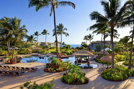 Westin Kauai 2bdr Villa - 4th of July, 2017 Week - プリンスビル