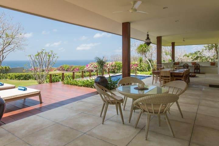 2 BR Ocean View (brand new) - Ungasan - Villa