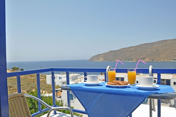 Akrogiali room - Amorgos