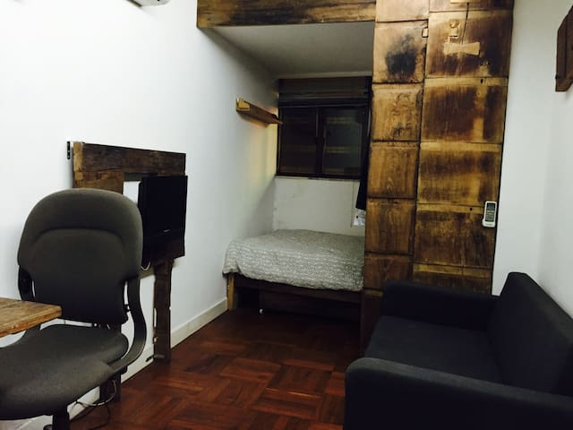 Nice 18 m2 apartment in Sheung Wan - Hong Kong  - Apartment
