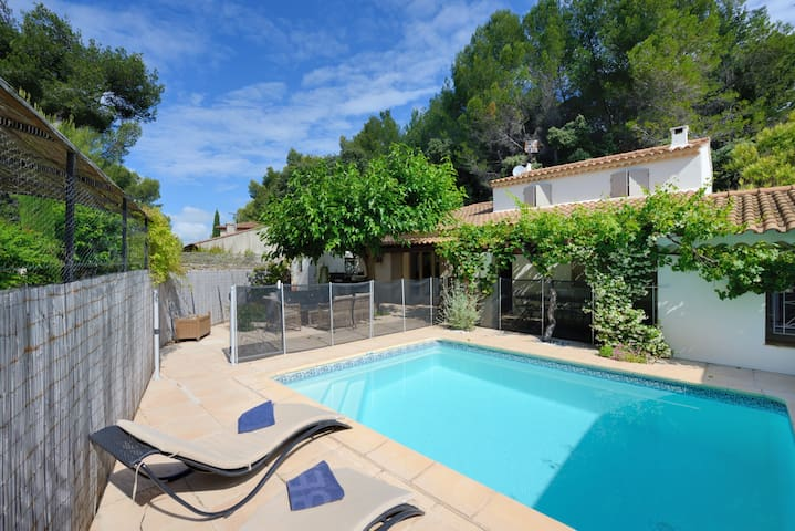 My house in Provence-6 pers-Pool