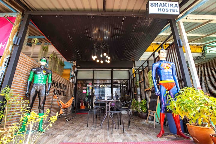 Shakira Hostel 10 Bed Female Dorm Bangkok