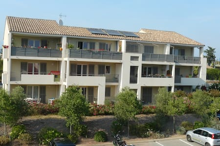 Appart confortable centre village - Puget-sur-Argens