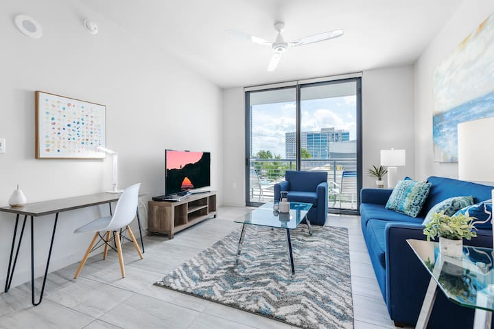 Your Miami Work Trip Will Feel Like Vacation Here!
