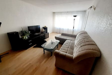 Fully equipped 3-room apartment