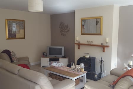 Family holiday home close to beach - Lahinch