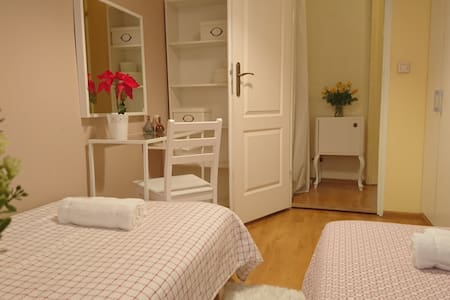 Cute and quiet room in the Old Town - Krakau - Wohnung