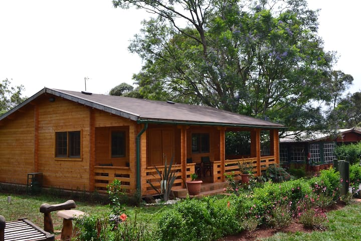 Severine Cottages and Lounge