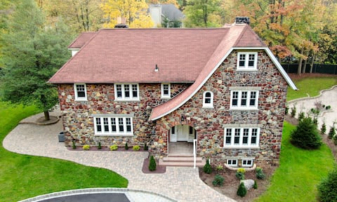 Stonehaven - Restored 1924 Estate 25 min. from NYC