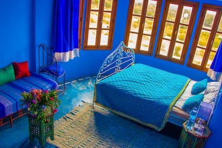 Suite bleue vue mer et golf 2 à 4 pers - Apartamento